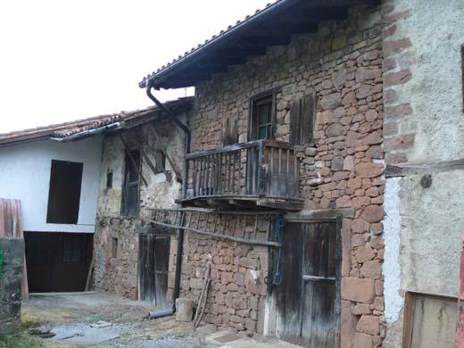 Tipología arquitectonica de Bozate, siglo XIX.